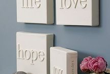 Wall Decor / by Barbie Childs