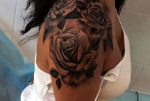 Tattoos voor lady's