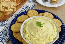 Dip recipes / Dips