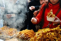 Shanghai  Street Food / Food I will try when I am in Shanghai