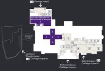 National Gallery Floor Plans / Following the completion of the Sainsbury Wing, the Gallery has a total floor area of 46,396 metres squared - equivalent to around six football pitches. It would be big enough to hold over 2,000 London double-decker buses. Here are the floor plans including all of the Gallery's event spaces, from contemporary and chic to classic and elegant.
