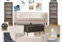 family/living room / by Breanne Cannon
