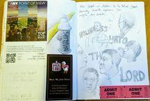 sketchbook / cuaderno de viaje