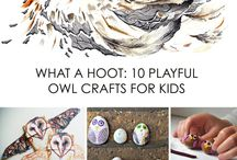 Crafty Kids / Crafts for the kids.