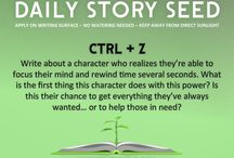 Daily Story Seed
