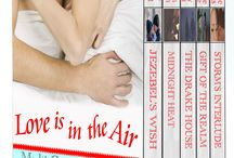 Love is in the Air Boxed Set / 5 Award-Winning Authors in one Boxed Set!