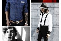 Men's Fashion /  All images from this board are by creatives found on 'Find A Creative'