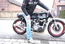 CB500 Cafe Racers