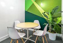 Business office design