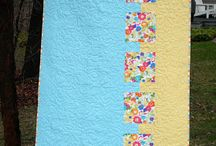 Quilt Backing Ideas