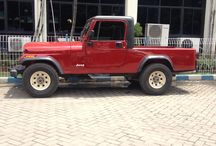 Jeep cj8 / Real jeep