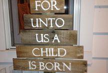 Kerst * Christmas / Kerst decoratie en ideeën voor het mooiste familiefeest van het jaar!