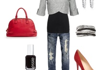 Fashion Plate / by Carly Fadako