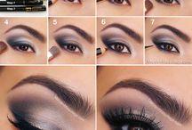 Make up / Meikkaukseen liittyviä juttuja