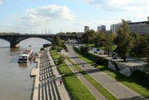 Miasto i rzeka