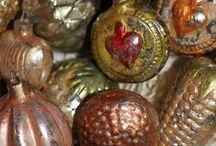 Vintage/Antique Christmas Ornaments