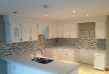 Kitchen Renovation Project in Oakville / Modern kitchen renovations projects images