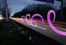 Painting with Light ║█║▌║█║▌│║▌║▌█║ / ~Unfurled Imaginations~ / by Scorpio 333