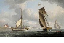 Marine Paintings / The John Robertson Collection of Marine Paintings