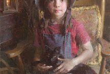 Morgan Weistling Paintings