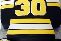 Hockey jersey cake ideas Marshall