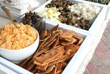 Appetizer/ cheese platters / by Fe Correa