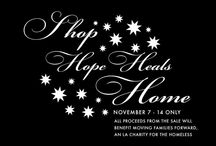 Hope Heals Thrift Shop / Stay tuned for flash sales!