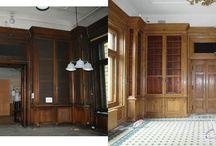 Renowacja/Rekonstrukcja Mebli - Muzea