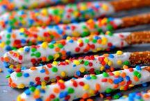 Радужная вечеринка Rainbow party
