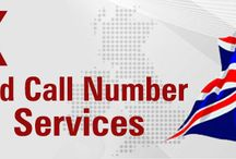 UK Missed Call Number services