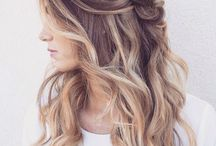 Hair and makeup ideas