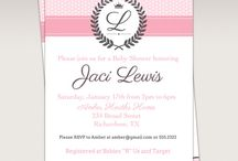 Pink Princess Provence Baby Shower Ideas