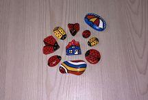 www.facebook.com/malujacakamienie / Hand painted pebbles...