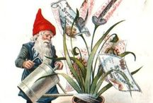 Gnomes, cute characters , books, fun ideas for kids