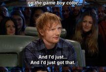 - Ed Sheeran -