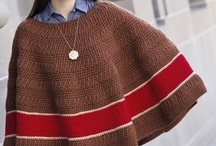 crochet shaws/skirts / by Teresa Sigler-Collingwood