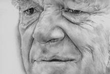 portret tekenen penciltekenen