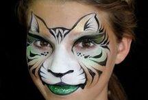 face paint inspiration