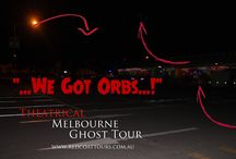 Theatrical Melbourne Ghost Tour