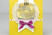Cake Soiree & Sweet Cake framelits