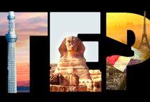 Tep logo design and brand