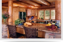 Kitchens / by Alicia Oliver