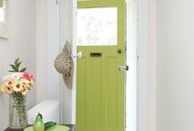 Farge: Grønn