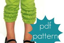 Sewing patterns / by Heather Carty Sullivan