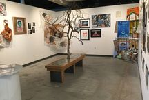 Art Exhibitions / by Noyes Arts Garage Stockton University