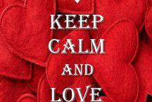 keep calm and......