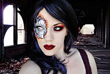 Theme Pictures. / Theme pictures. Makeup, photography and photo manipulation.