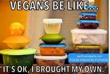 Just vegan things