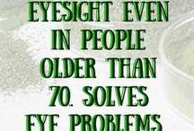 eye sight herbs