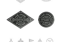 Brands and logos / Typography / layout / arrangements